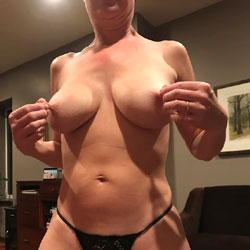 A Night For All Of Us - Nude Wives, Big Tits, Amateur