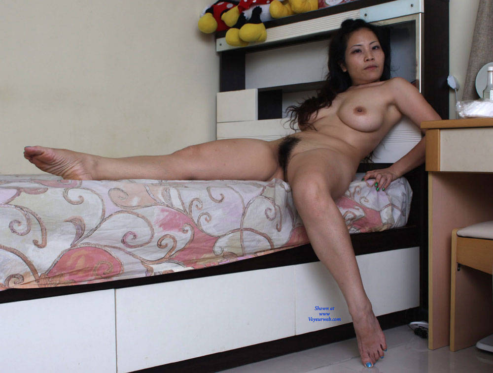 Photos of my naked asian wife