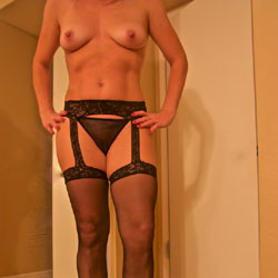 Sammy In Stockings And Garters Pt. 2 - Lingerie, Amateur