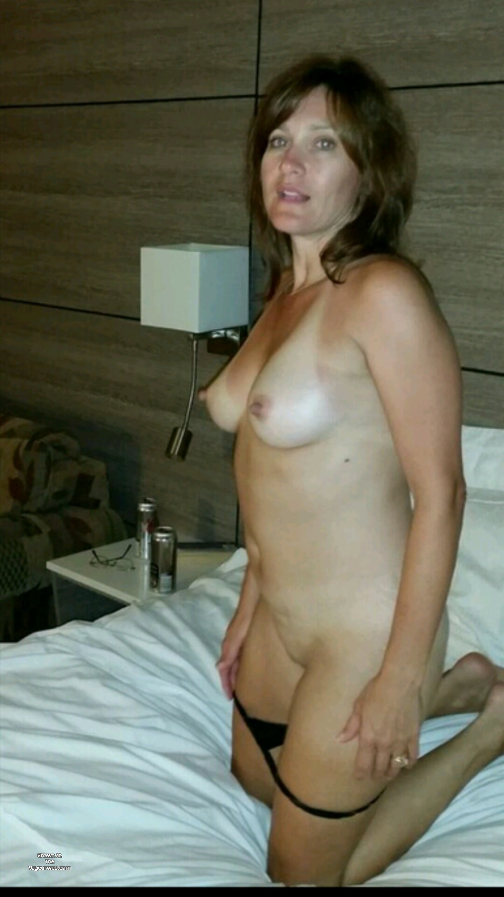 Pic #1 Medium tits of my wife - Always Hard