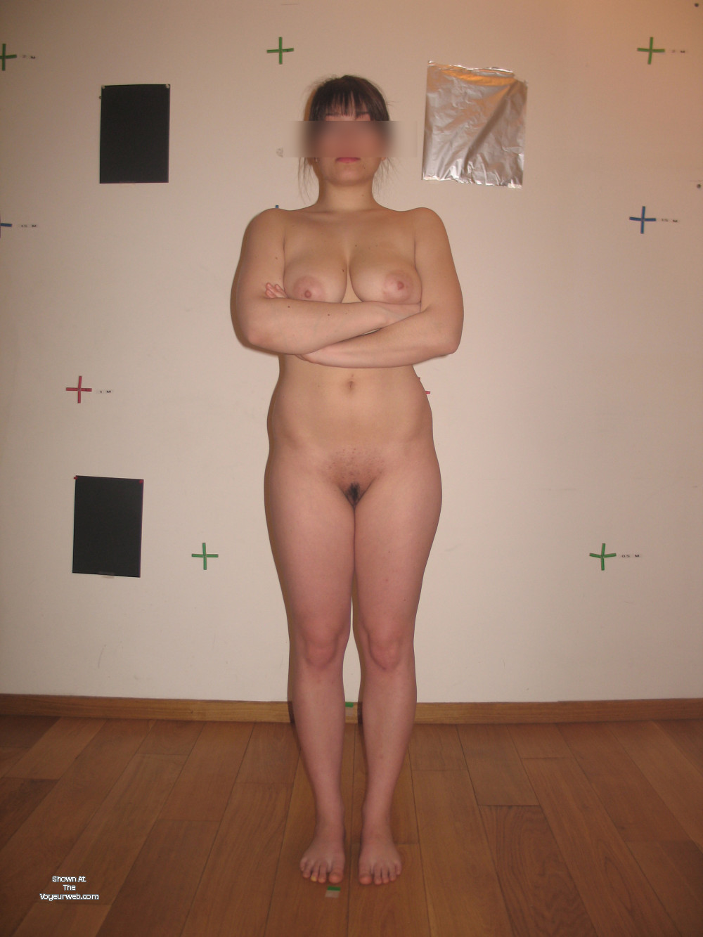 Pic #1 Large tits of my girlfriend - Alice
