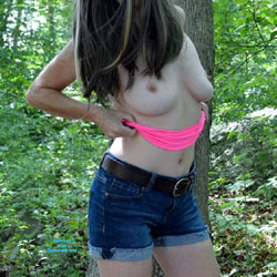 Zeena's Outside Fun - Nude Girls, Big Tits, Outdoors