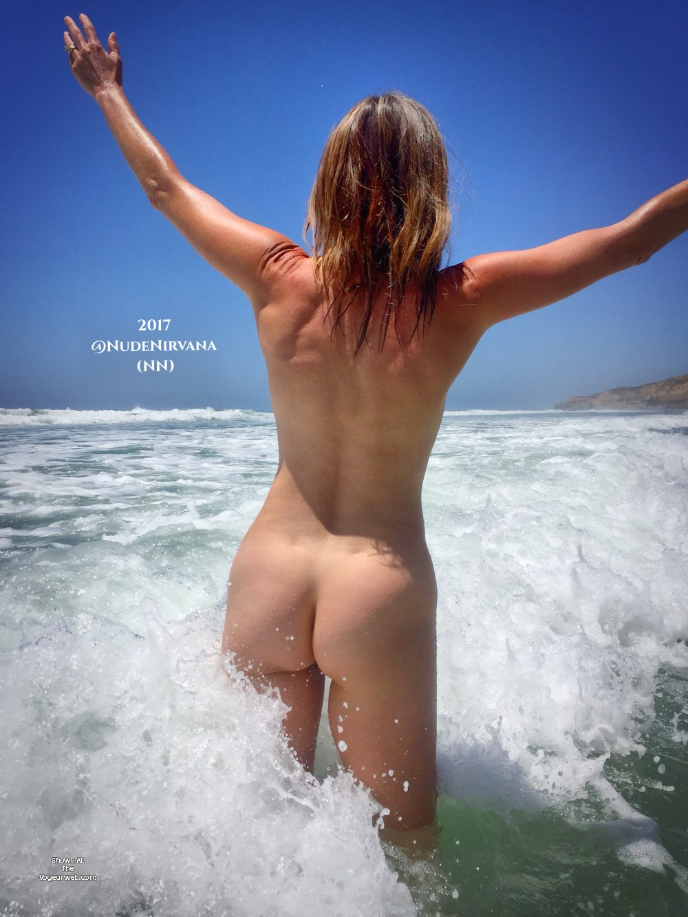 my wife ass nude