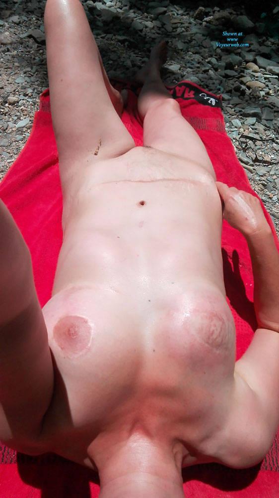 Pic #1Plaisir En Solitaire - Nude Girls, Outdoors, Amateur