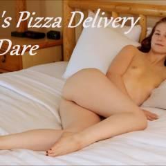 Beth's Pizza Delivery Boy Dare, EC Version