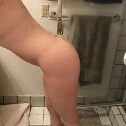 My wife's ass - Fit ass-Shorte