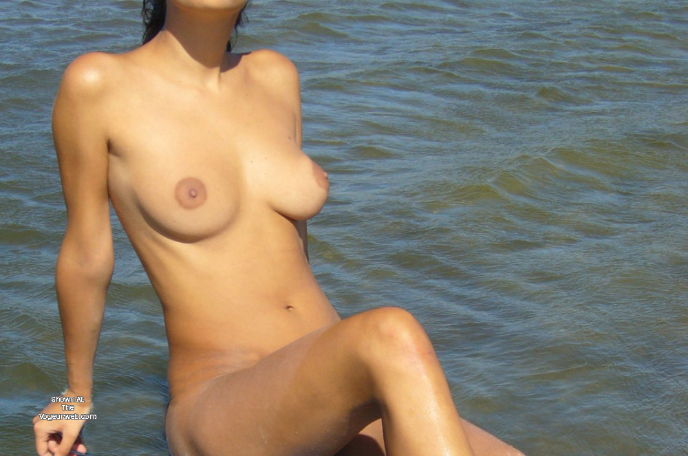 Pic #1 Medium tits of my ex-girlfriend - Liliana