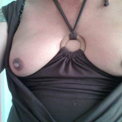 My medium tits - Tgirl