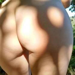 My girlfriend's ass - RussianNurse