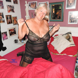 Mature Lady - Big Tits, Lingerie, Mature, See Through