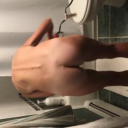 My wife's ass - Beautiful Wife