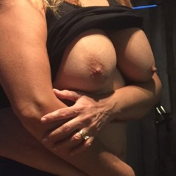 Large tits of my wife - TorinATX