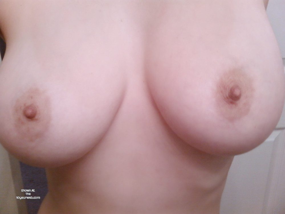 Pic #1 Large tits of my wife - Camiel Ramina