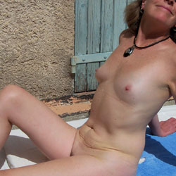 More Submissive - Nude Girls, Outdoors, Small Tits, Bush Or Hairy, Amateur