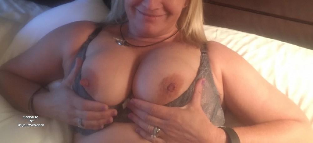 Pic #1 My medium tits - Milf Flash