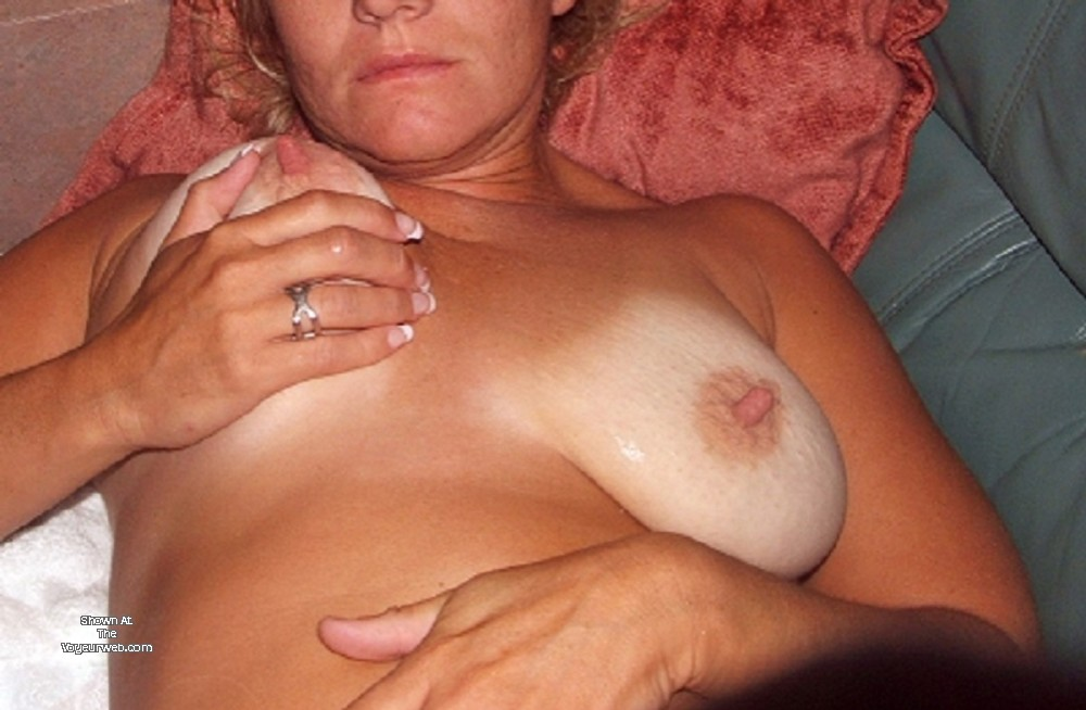 Pic #1 My medium tits - Milf Tits