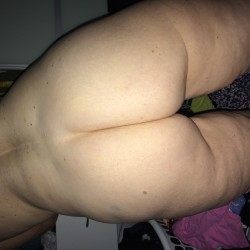 My wife's ass - Clare