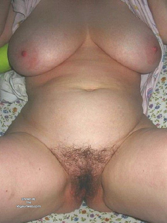 Pic #1 Large tits of my wife - SWEET CHEEKS