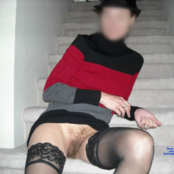 Sharing Her Beauty - Lingerie, Bush Or Hairy, Amateur