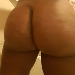My girlfriend's ass - CeCee
