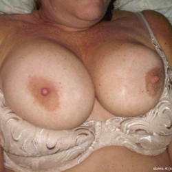 Large tits of my wife - tlees