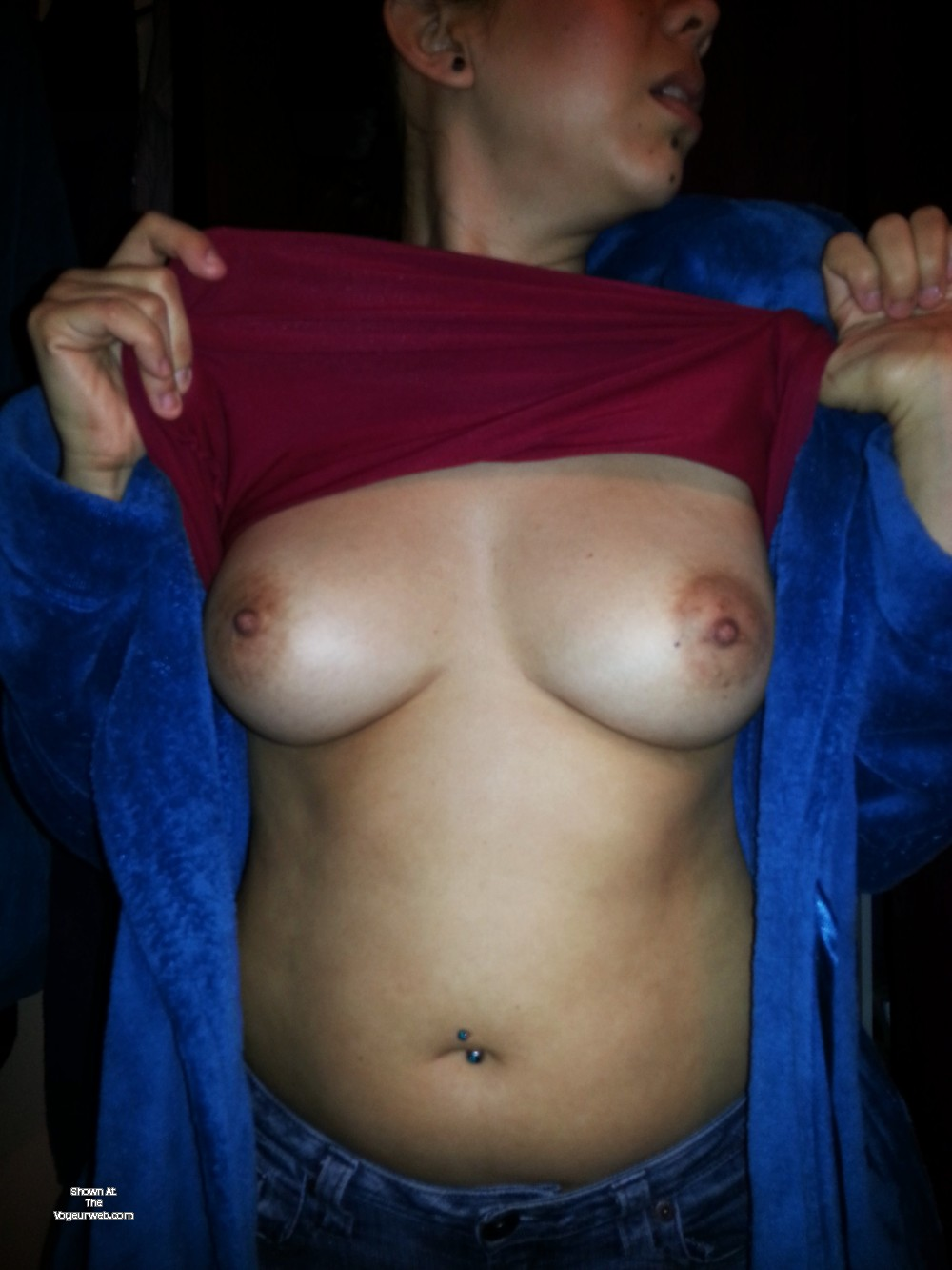 Pic #1 Medium tits of my wife - Mysexywifey