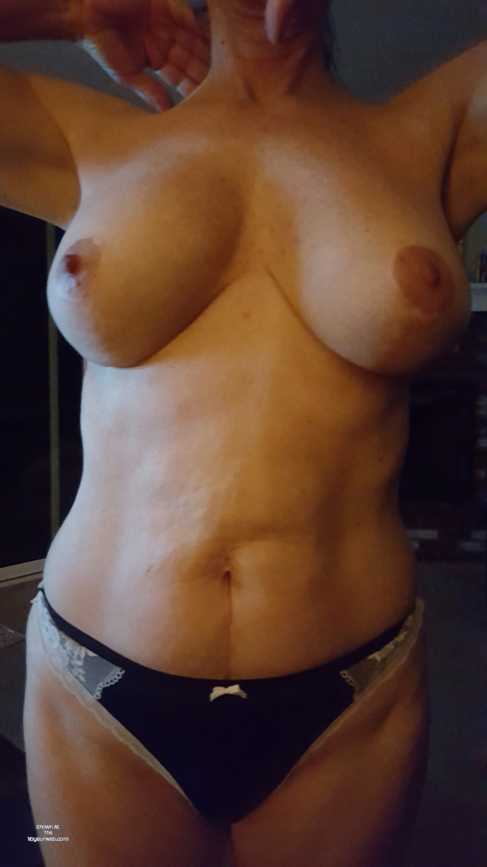 Pic #1 Large tits of my wife - Wifey Wifey