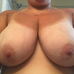 Large tits of my wife - Ryan Oliver