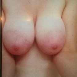 Large tits of a neighbor - A Friend