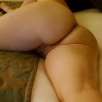 My wife's ass - madison