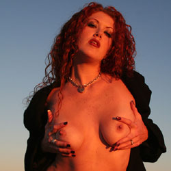 Redhead's Sunset Stripping