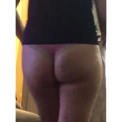 My girlfriend's ass - My girlfriend