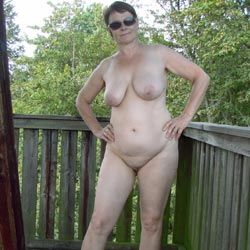 Happy Weekend - Nude Amateurs, Big Tits, Outdoors, Shaved