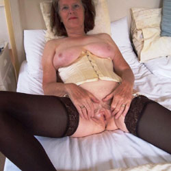 And So To The Bedroom - Big Tits, Brunette, Amateur