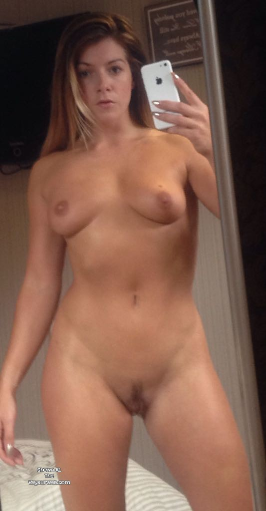 naked natual wife Laughing