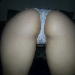My wife's ass - Sarah