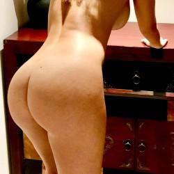 My wife's ass - Juliette