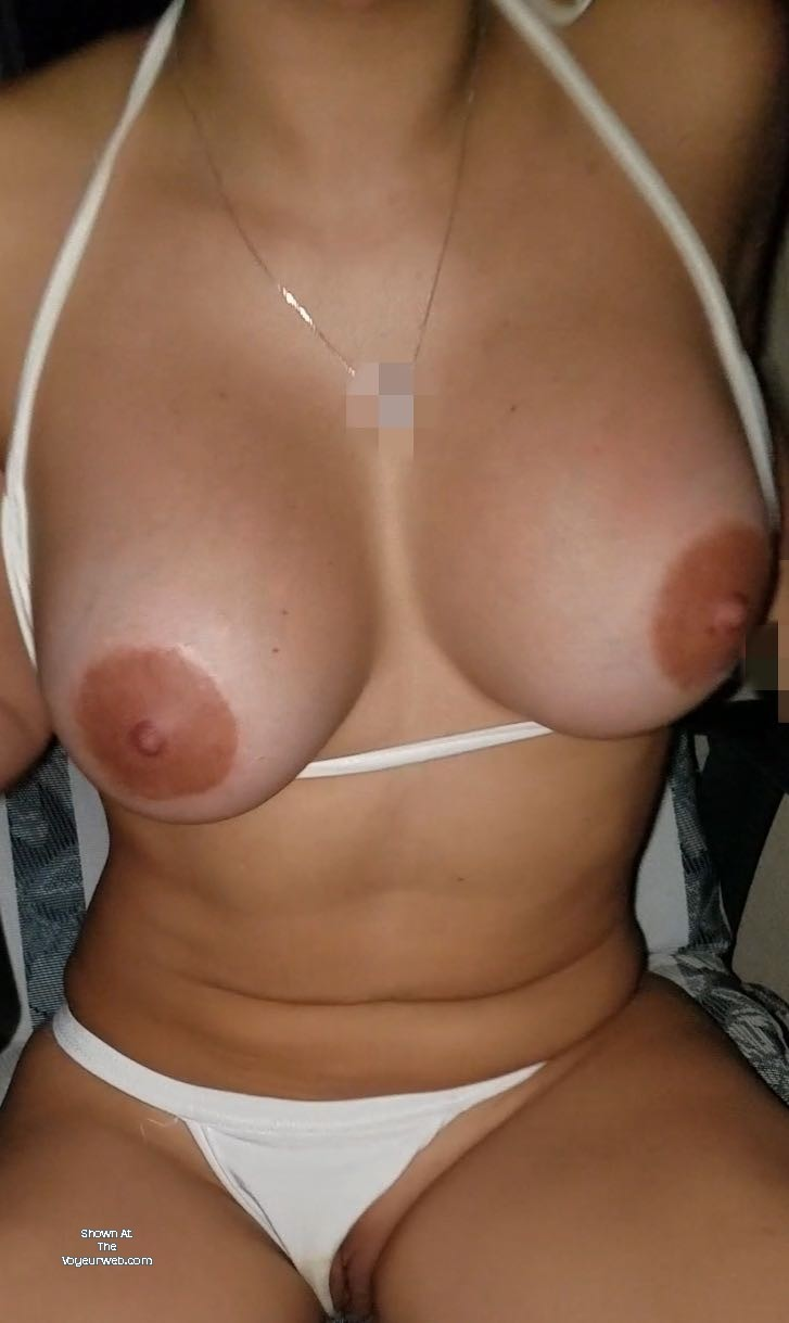 Pic #1 Large tits of my girlfriend - SC Girl