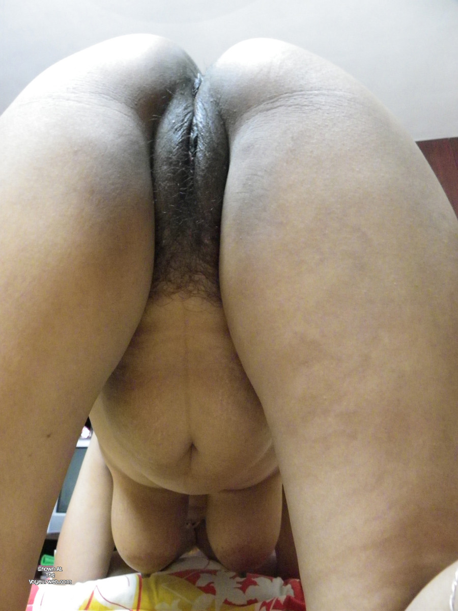 Indian muslim wife hairy bush sexy ass hole