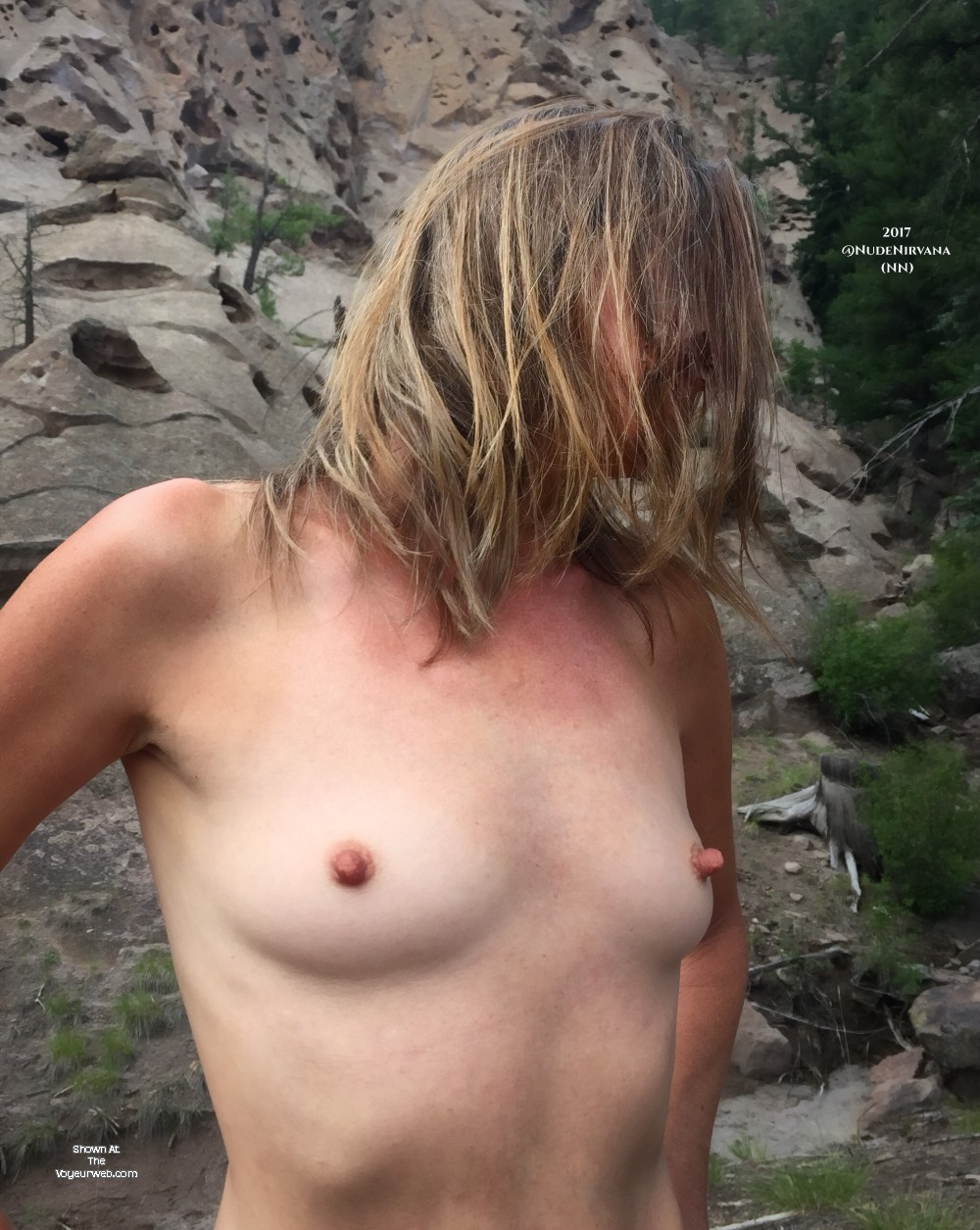 Pic #1 Very small tits of my wife - Nude Nirvana NN