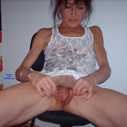 Skinny Sylvia - Topless Amateurs, Mature, Bush Or Hairy