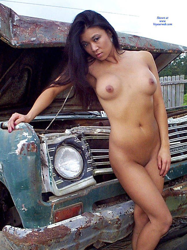Big trucks with naked girls #8