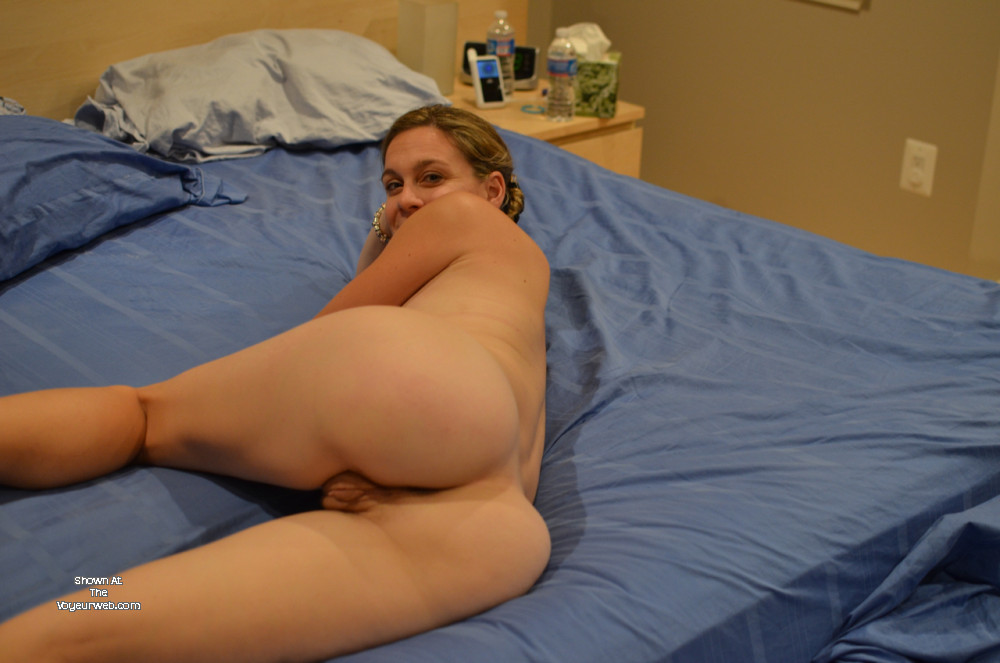 Pic #1 My wife's ass - jane doe