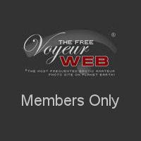 Naked Blonde On Beach