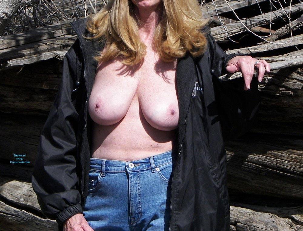Pic #1Miscellaneous - Big Tits, Outdoors, Amateur