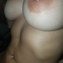 Large tits of my girlfriend - SC Girl