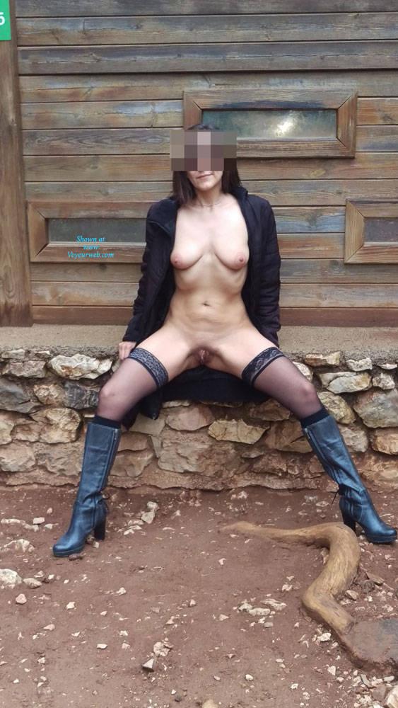 Pic #1Un Samedi A Mtp (4 Partie) - Big Tits, Outdoors, Shaved, Amateur