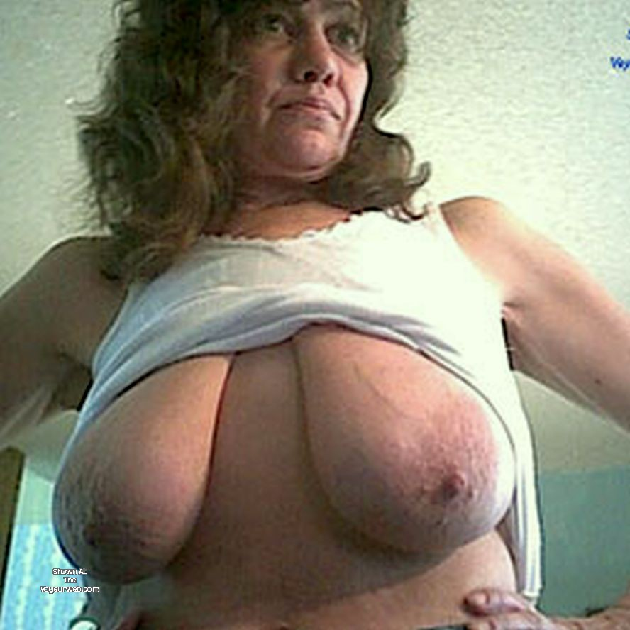 Pic #1My large tits - kathy mosca