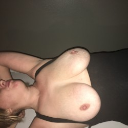 Medium tits of a neighbor - Cassi