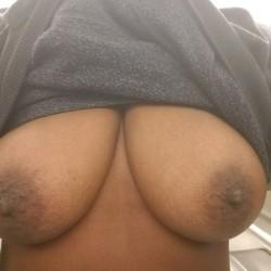 Medium tits of my girlfriend - CeCee